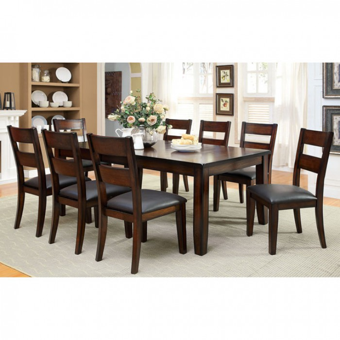 Dickinson I Transitional Dark Cherry Finish Dining Set Shop For Affordable Home Furniture Decor Outdoors And More