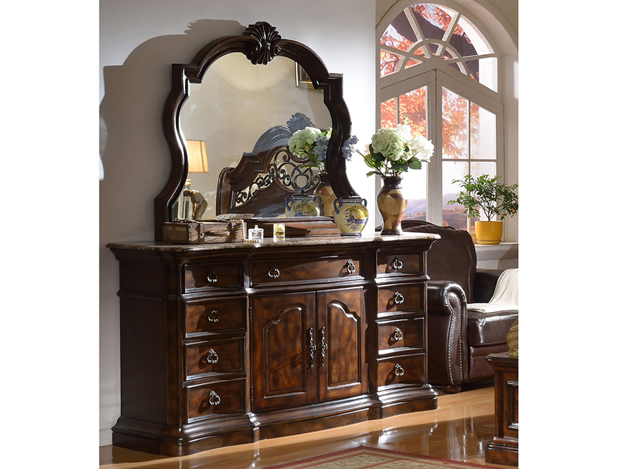 Tuscan Brown 9 Drawer Dresser Shop For Affordable Home Furniture Decor Outdoors And More