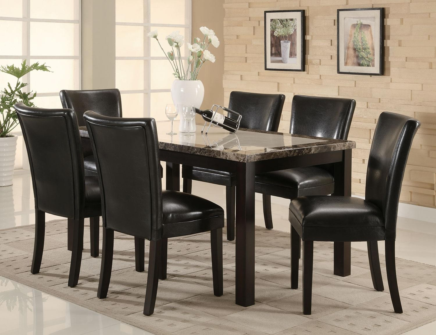 Rectangular Marble Dining Set Shop For Affordable Home Furniture Decor Outdoors And More