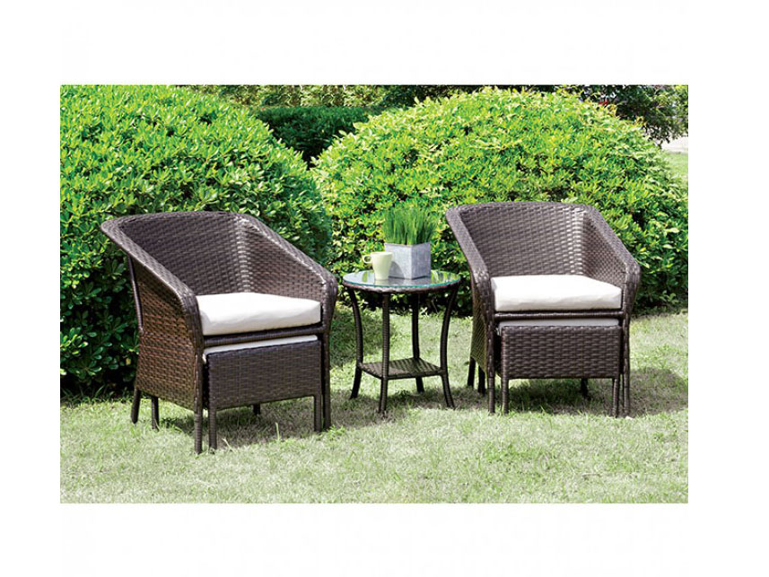 Malinda 5 Pc Patio Seating Set Shop For Affordable Home