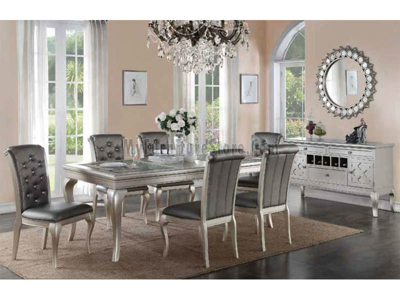 Antique Silver Dining Set Shop For Affordable Home Furniture