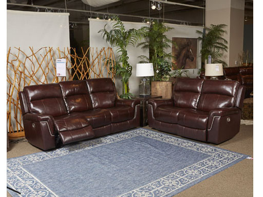 Timmons Power Reclining Sofa Set Shop For Affordable