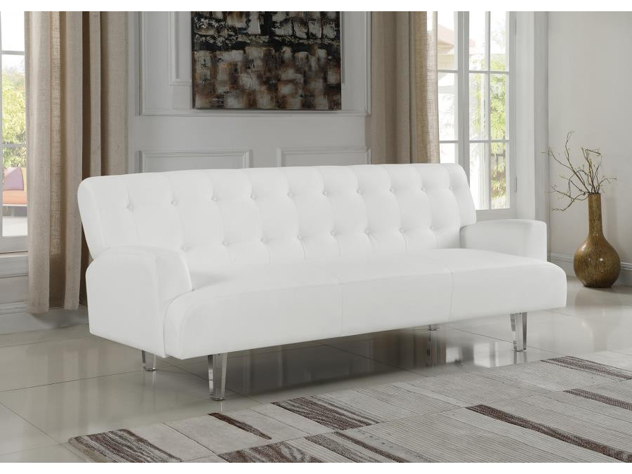 White Sofa Bed Shop For Affordable Home Furniture Decor Outdoors