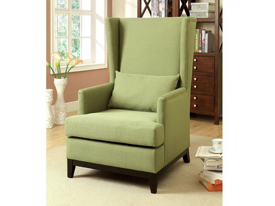 Delicieux Stafa Green Accent Chair