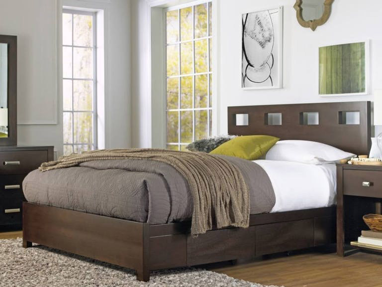 Riva Cal King Storage Bed For, Cal King Storage Bed