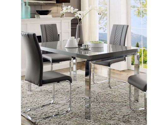 Miami Dining Table For, Modern Dining Room Furniture Miami