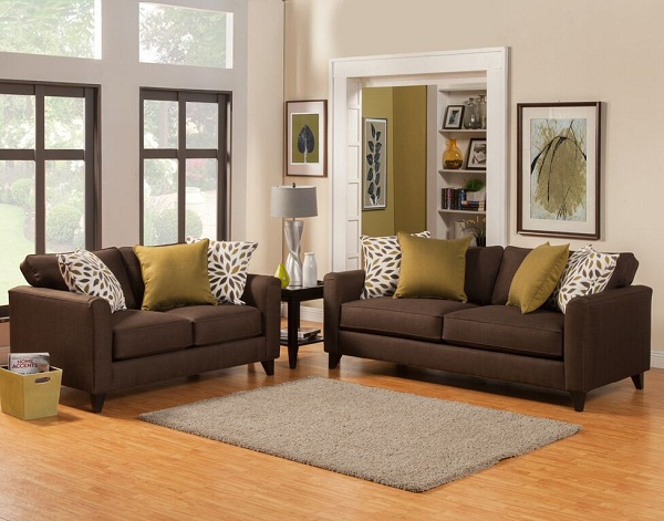 Candra Timber Sofa For