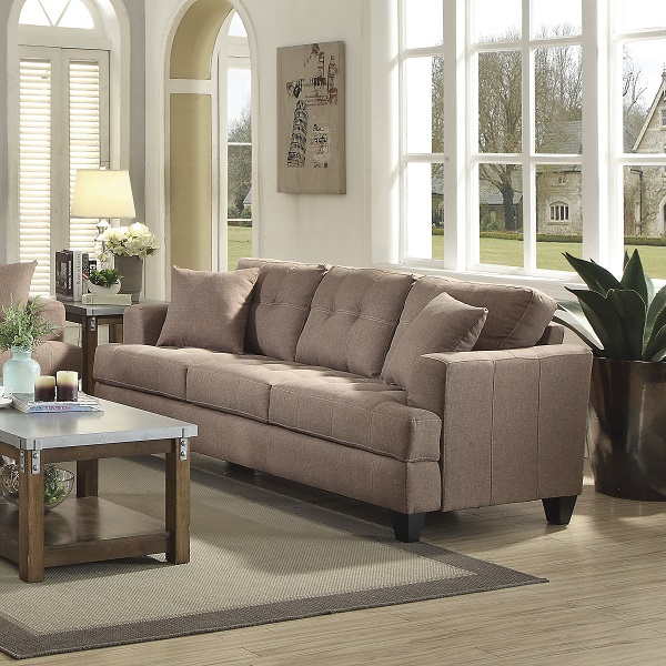 Brilliant Light Mocha Sofa Gmtry Best Dining Table And Chair Ideas Images Gmtryco