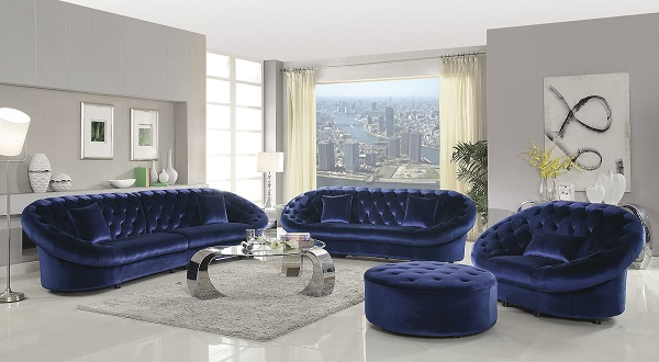 Royal Blue Sofa Shop For Affordable Home Furniture Decor Outdoors And More