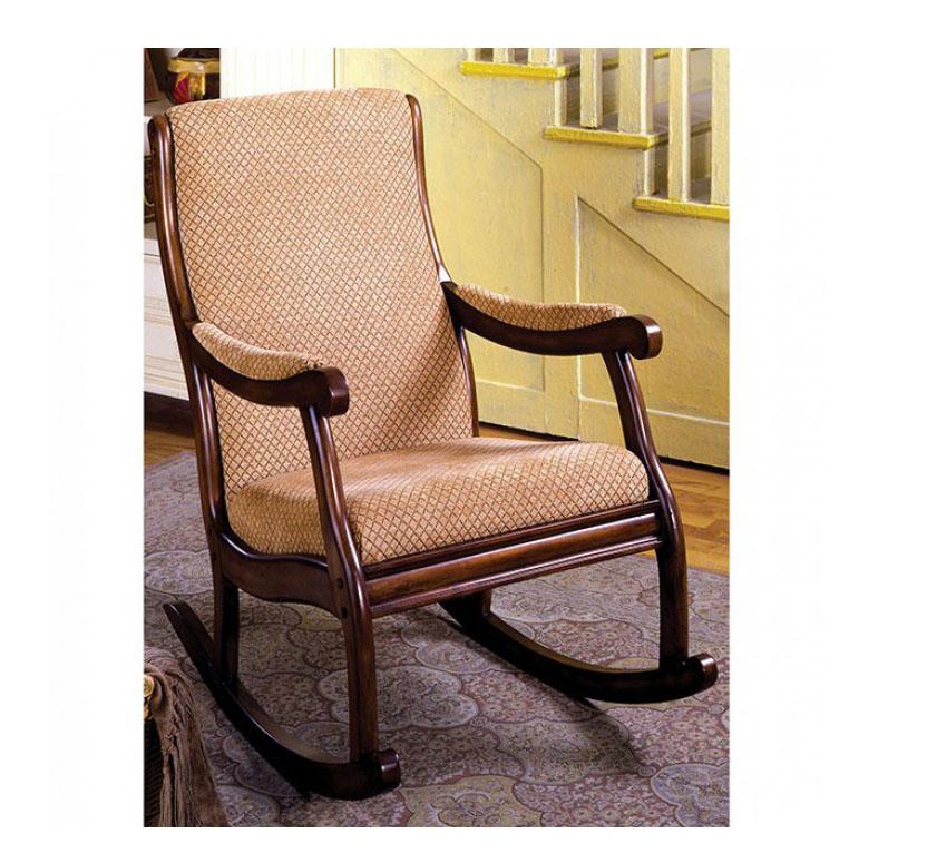 Liverpool Classic Style Antique Oak Rocking Chair - Liverpool Classic Style Antique Oak Rocking Chair - Shop For