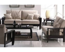 2915 2Pcs  Sofa Set