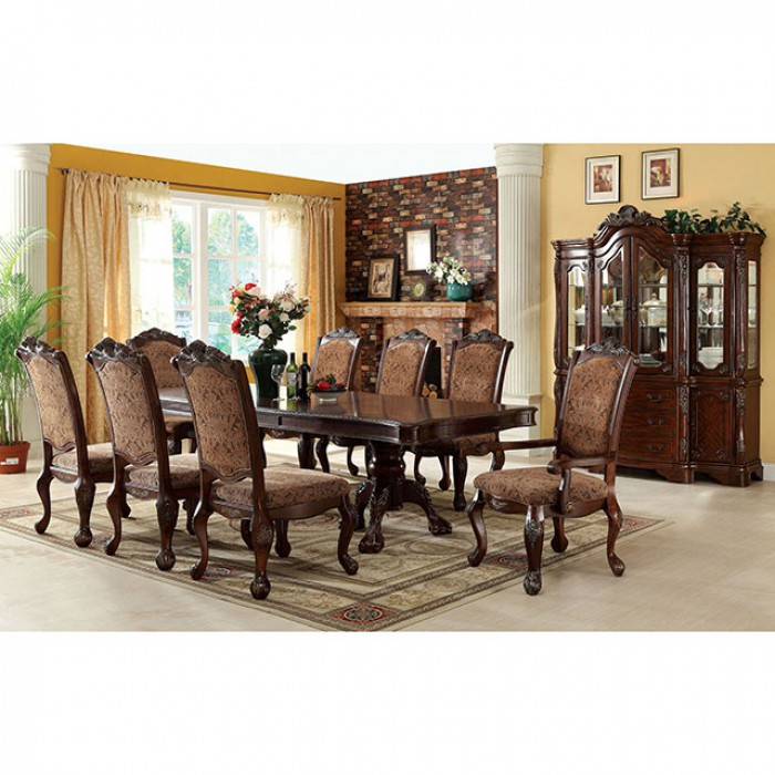 Cromwell Traditional Antique Cherry Dining Table Set - Shop for ...