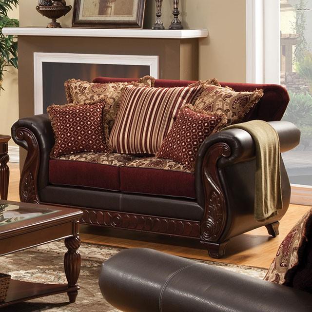 Franklin traditional sofa set shop for affordable home for Affordable furniture franklin la