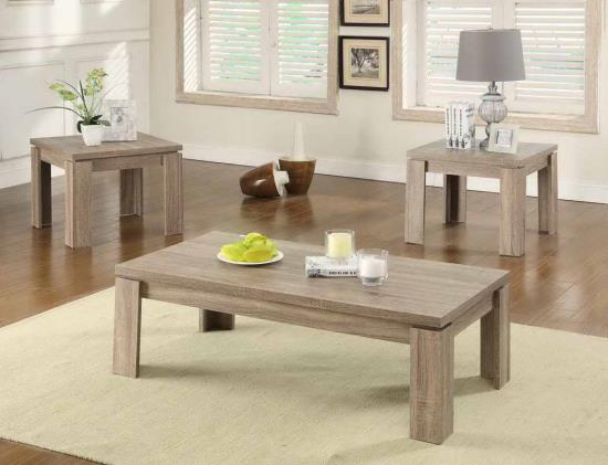 3 Piece Brown Coffee Table Set & 3 Piece Brown Coffee Table Set - Shop for Affordable Home Furniture ...