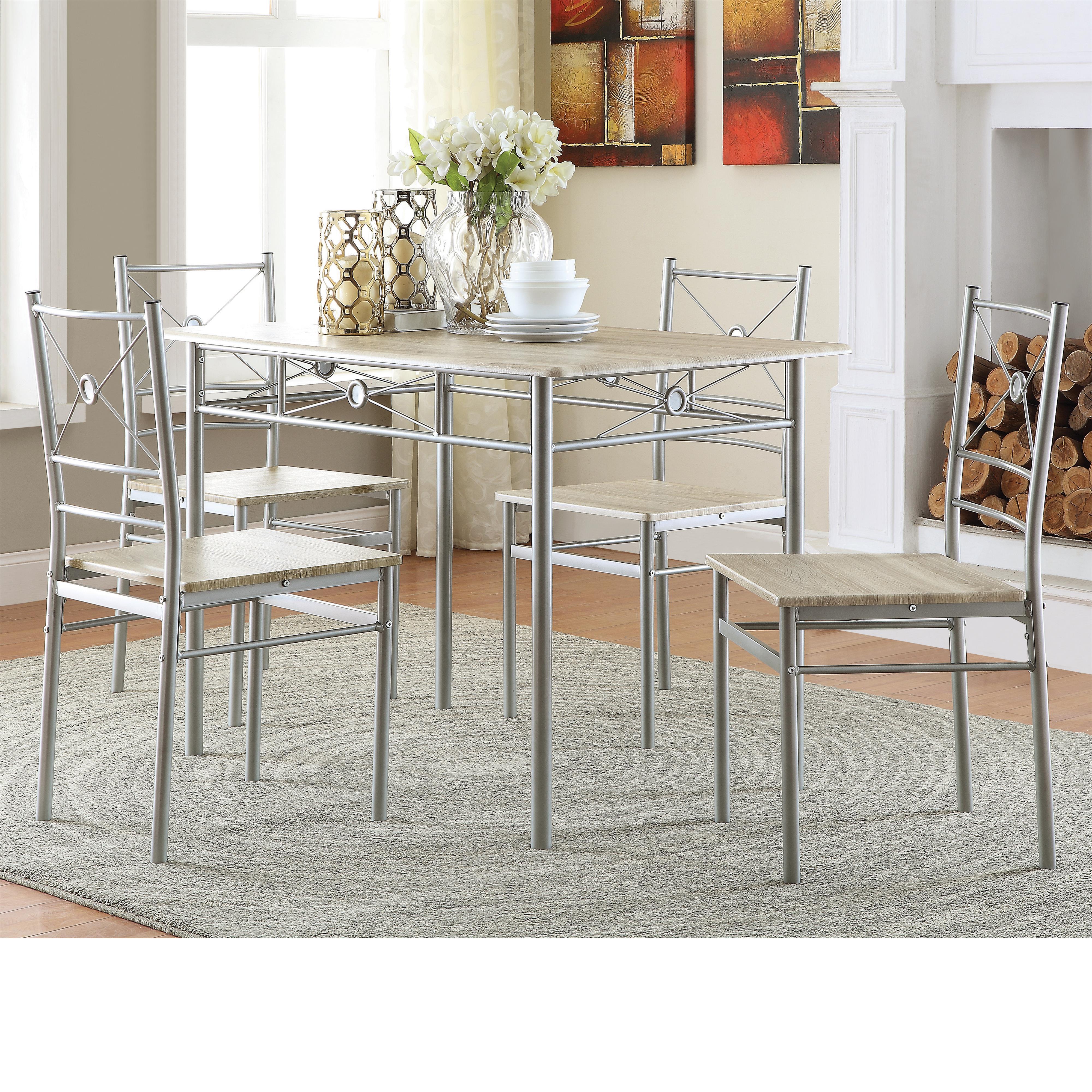 5Pcs Dining Table Set - Shop for Affordable Home Furniture, Decor ...