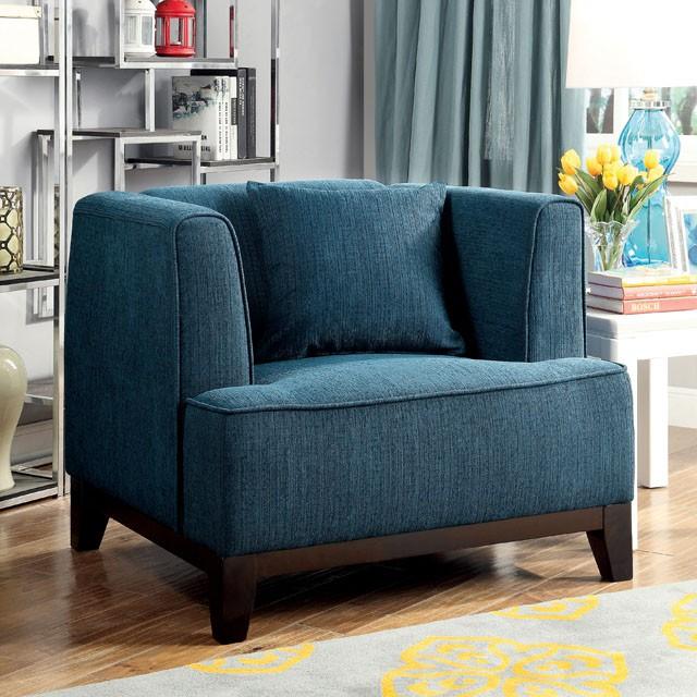Superbe Sofia Dark Teal Chair