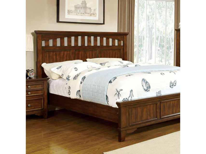 Chelsea Cherry Queen Bed - Shop for Affordable Home Furniture, Decor ...