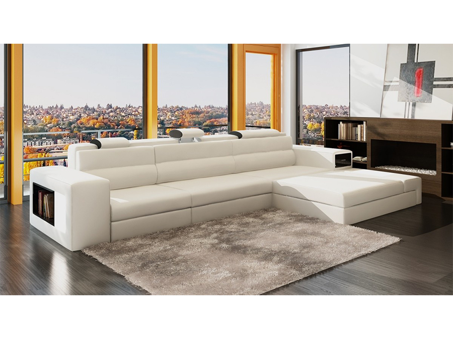 Mini Sectional Sofa