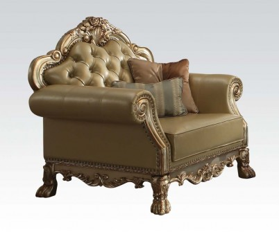 Amazing Dresden Gold Sofa Set Machost Co Dining Chair Design Ideas Machostcouk