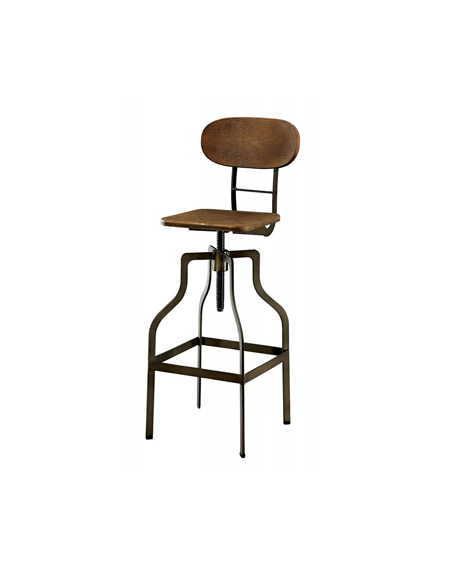 Leith Oak Bar Stool Shop For Affordable Home Furniture