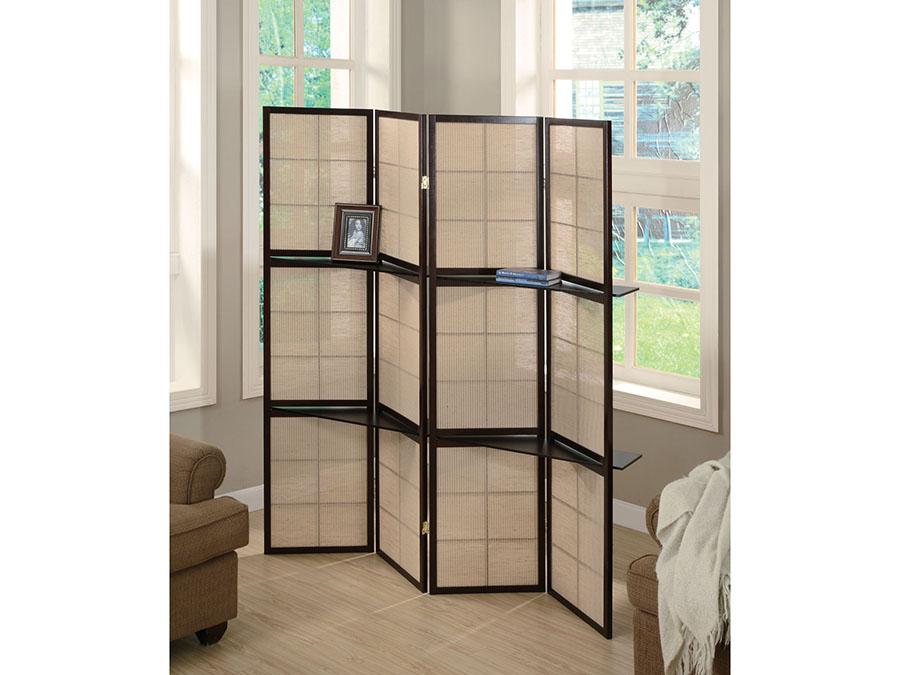 Cuccino 4 Panel Folding Screen