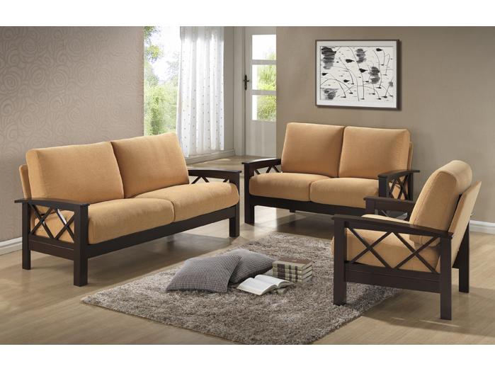 Pleasing 2Pcs Sofa Set Unemploymentrelief Wooden Chair Designs For Living Room Unemploymentrelieforg