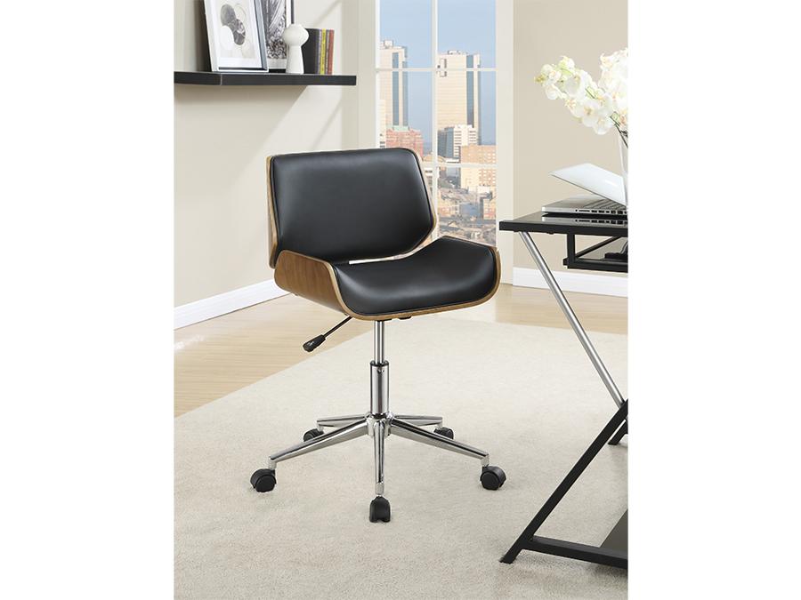 Chrome Office Chair