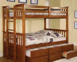 university ii twintwin bunk bed