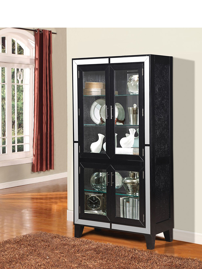 pin furniture market hamilton large rubbed cabinet world curio black