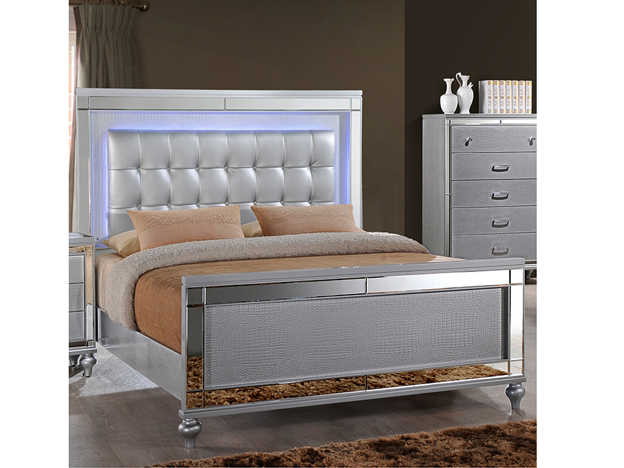 Superbe Valentino Queen Bed