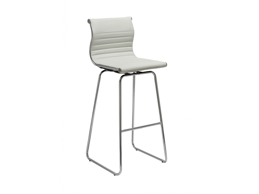 2pcs White Bar Stool Shop For Affordable Home Furniture