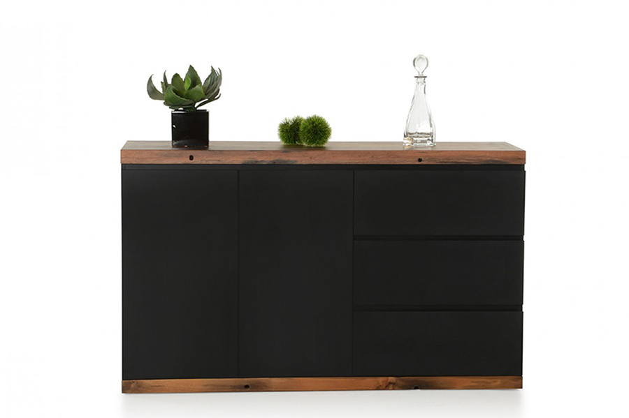 Black Ship Wood Buffet Shop For Affordable Home Furniture Decor Simple Best Way To Ship Furniture Decor