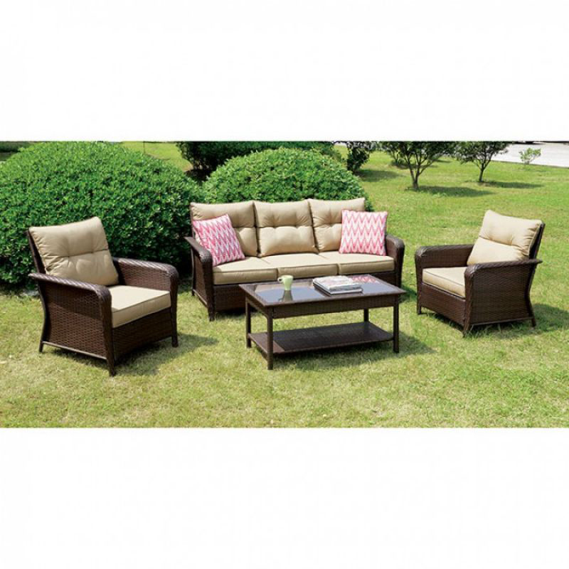 Jocelyn 4 Pc Patio Seating Set Shop For Affordable Home