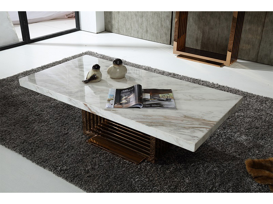 Rosegold Coffee Table Shop For Affordable Home Furniture Decor - Affordable marble coffee table