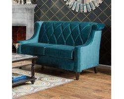 Limerick Dark Teal Sofa Set Shop For Affordable Home
