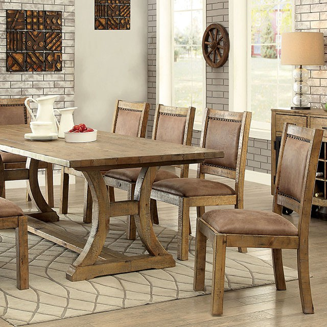 Gianna 77 Dining Table
