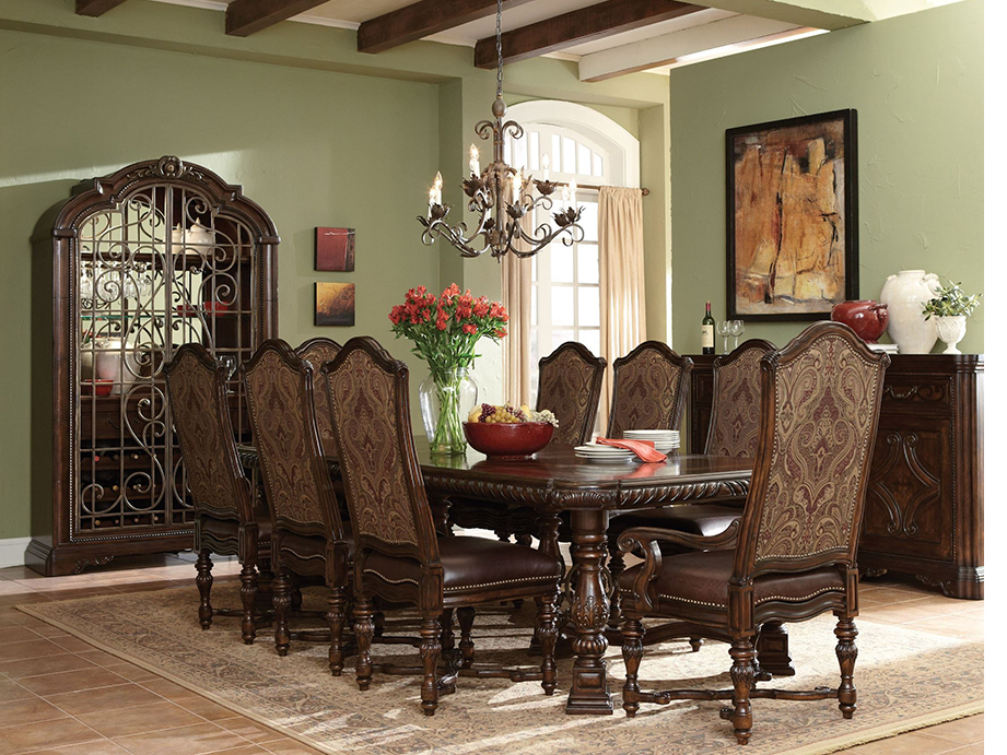 valencia dining set   shop for affordable home furniture