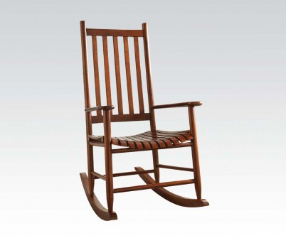 Laik Cherry Oak Rocking Chair
