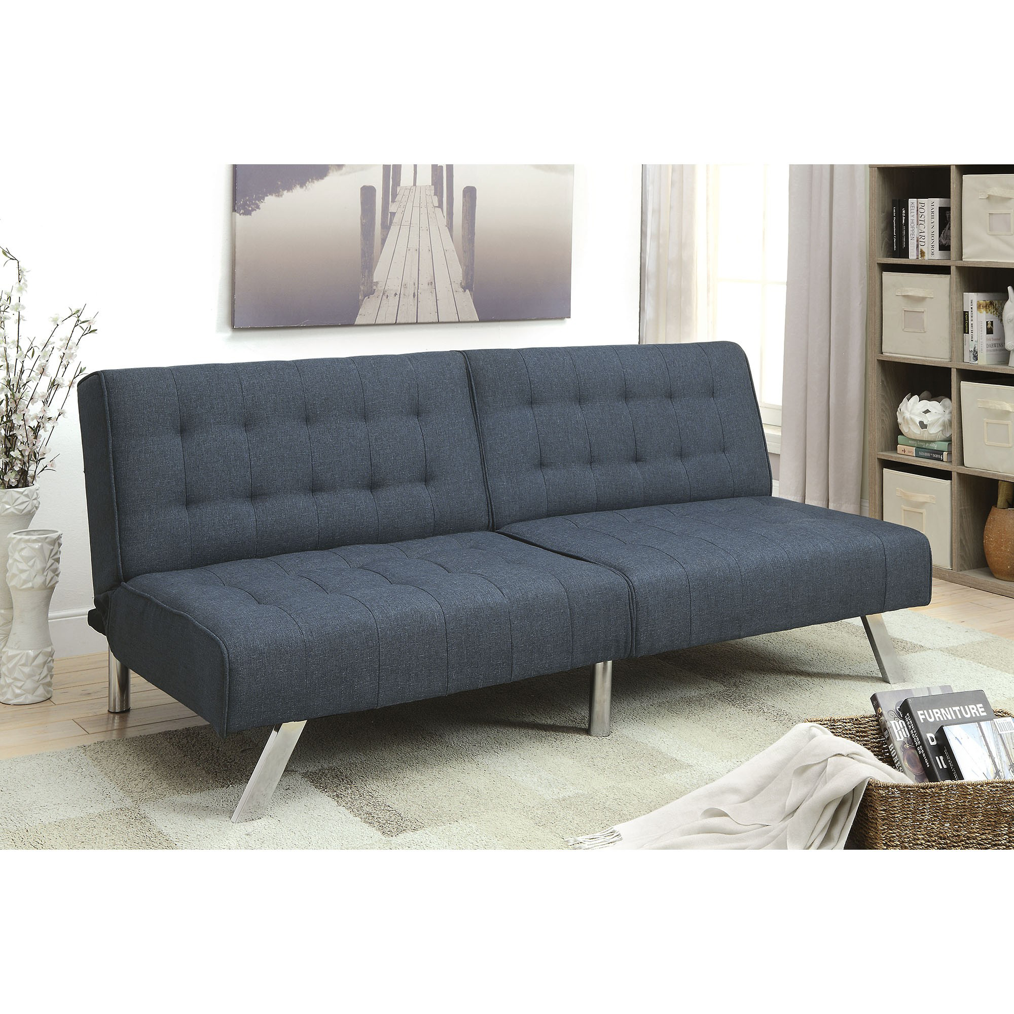 futon sofa jackson camel abbyson leather x couch free foldable bed