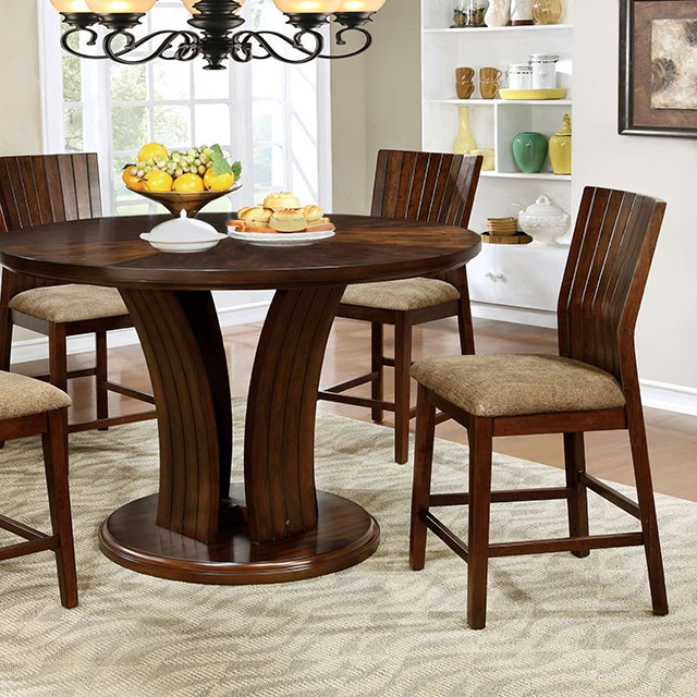 Montreal ii counter ht round table shop for affordable for Affordable furniture montreal