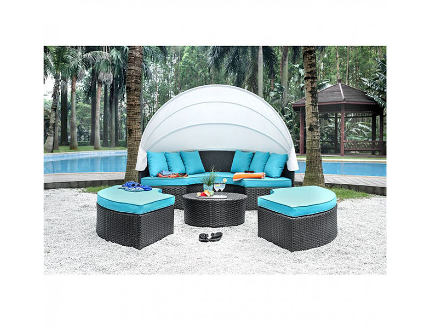 Attrayant Aria Patio Daybed
