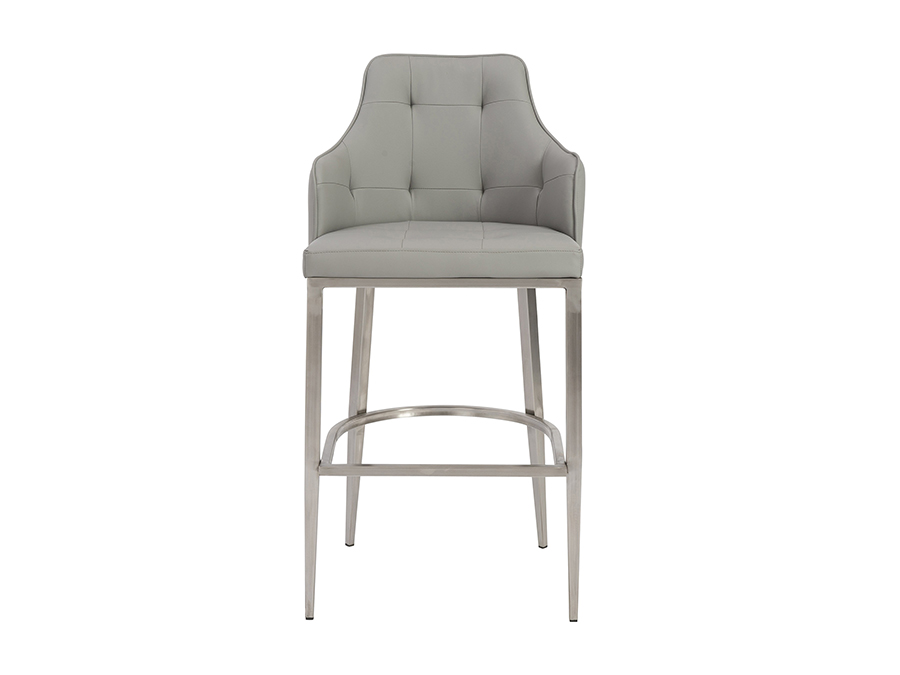 Aaron Bar Stool In Gray Shop For Affordable Home