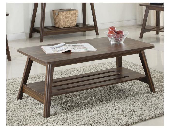 Merveilleux Chestnut Coffee Table