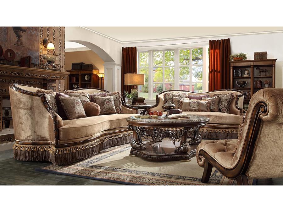 2Pcs Sofa Set