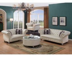 SF1708 2Pcs Sofa Set