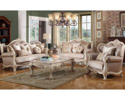 Natalie European 2Pcs Sofa Set