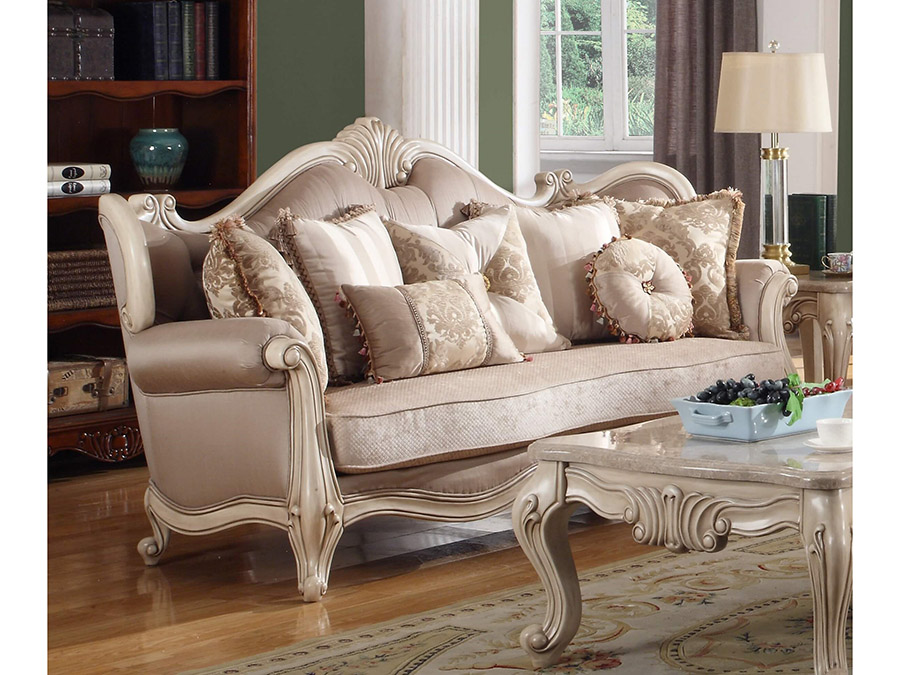 European Sofa Hd 458 Homey Design Upholostered Sectional Victorian European Thesofa