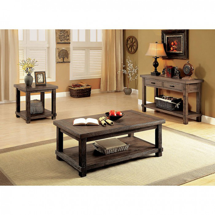 Mara dark walnut end table shop for affordable home for Mara home decorations