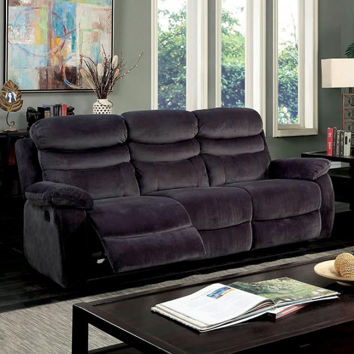 Charmant Leigh Gray Sofa