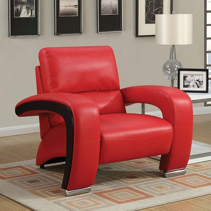 Wezen Red Chair U2014 Optional